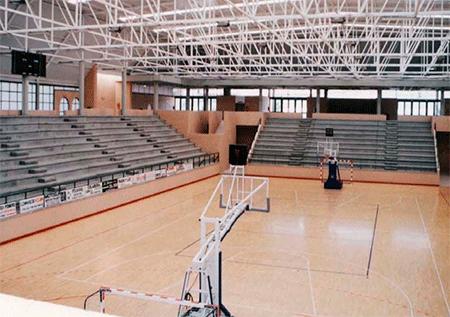 Pabellon Deportivo Bahía Sur